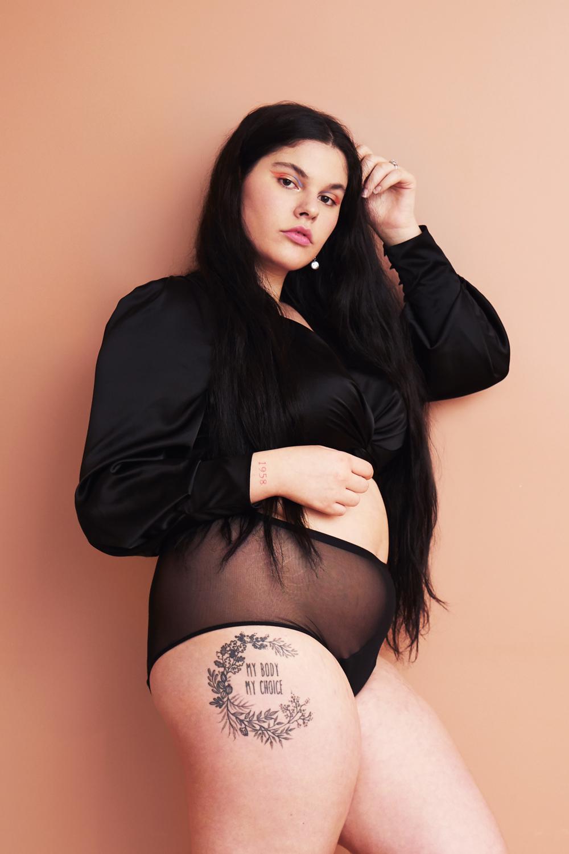 Léa Fiterman period underwear